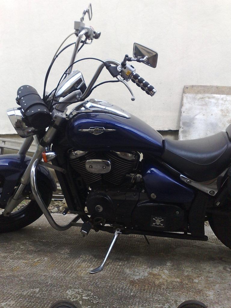 Going Ape ... Suzuki M800 / M50 09072012241
