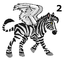 Zebra Clothing Store Angelbigwings-1