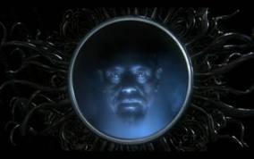 Genie of Agrabah/Magic Mirror/Sidney Glass Mirror