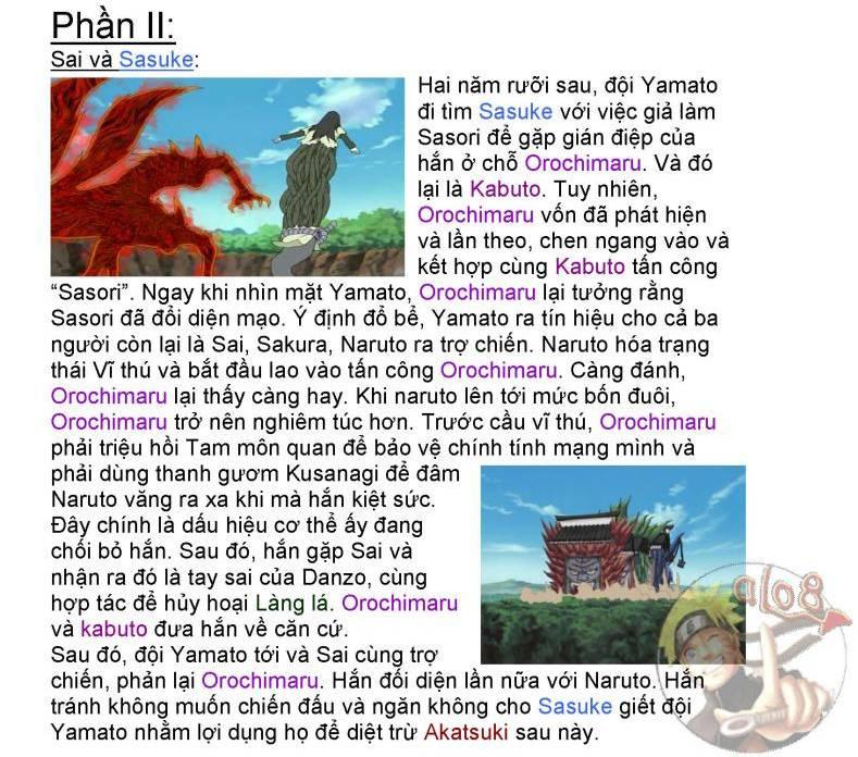 [Nhân vật] Orochimaru 15