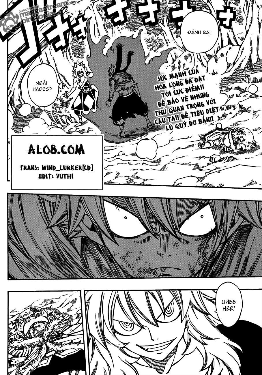 Fairy Tail Chapter 219 Tiếng Việt - Ngọn Lửa Của Hỏa Thần 02