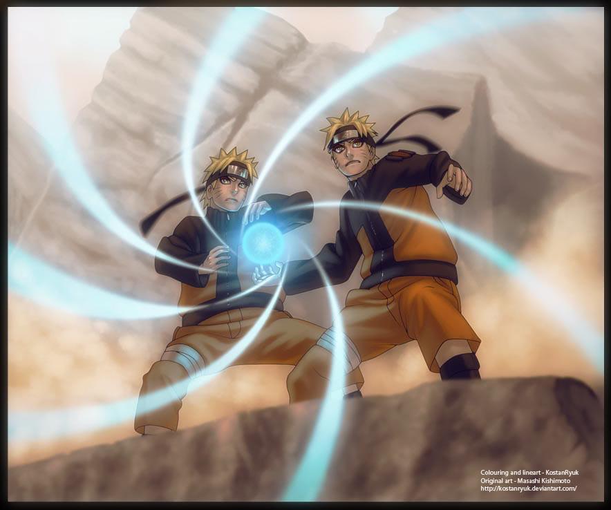 Naruto Chapter 556 Tiếng Việt - Gaara vs. Mizukage!!  017