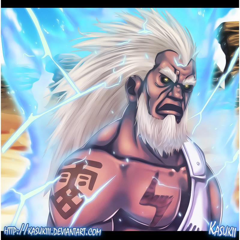 Naruto Chapter 556 Tiếng Việt - Gaara vs. Mizukage!!  019