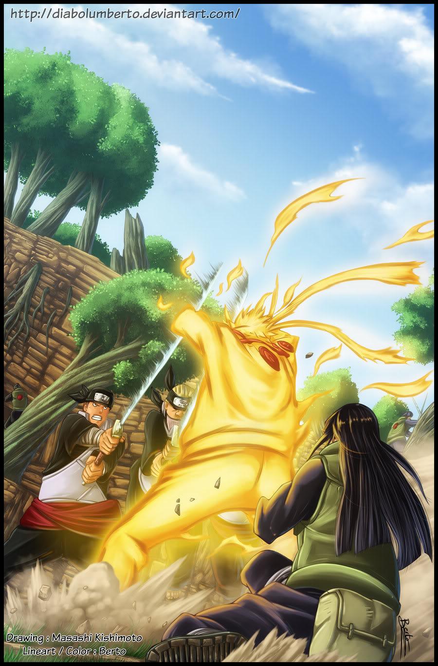 Naruto Chapter 559 Tiếng Việt - Viện Binh Xông Trận 017