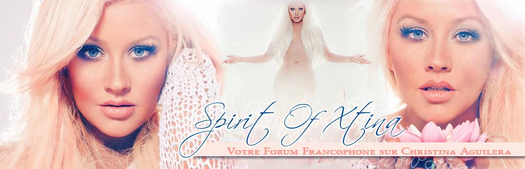 Spirit of Xtina