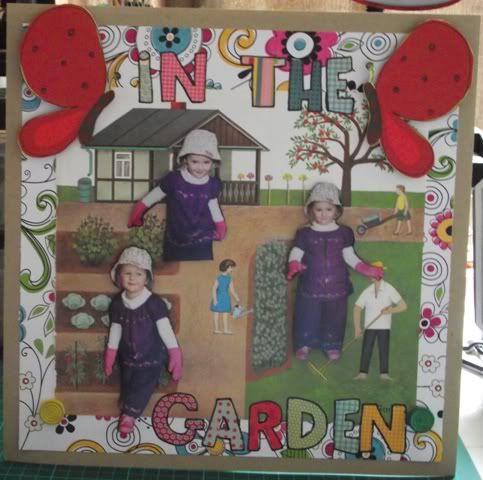 February 2011 Creations Inthegarden
