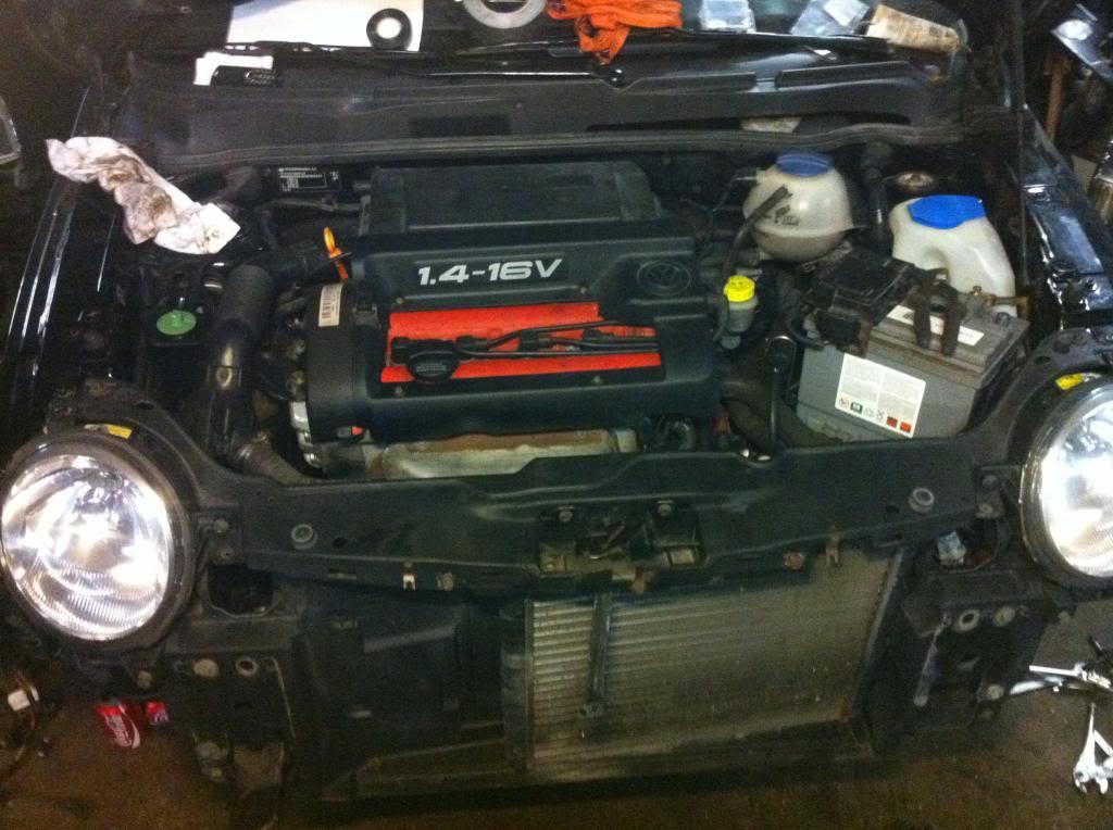 Bosse - Lupo s3 turbo  IMG_0954