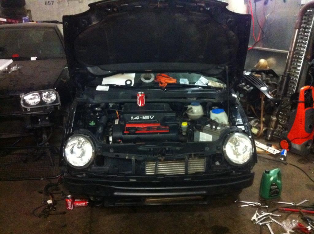 Bosse - Lupo s3 turbo  IMG_0956