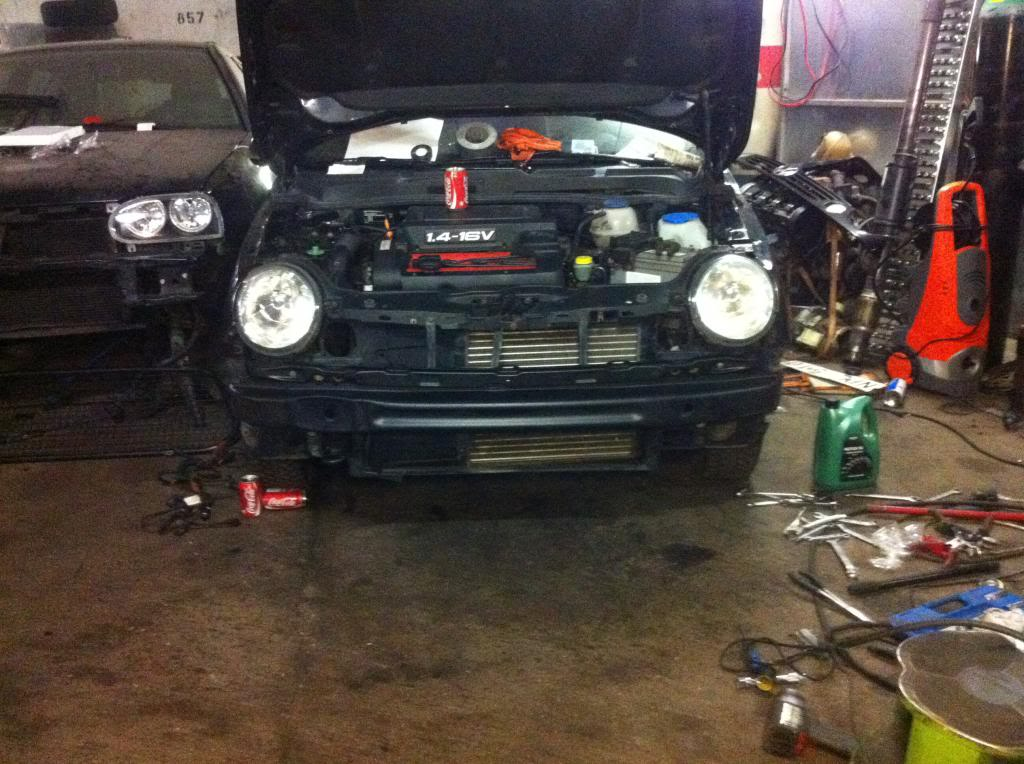 Bosse - Lupo s3 turbo  IMG_0958