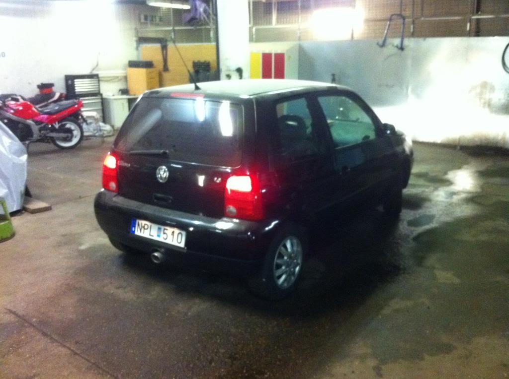 Bosse - Lupo s3 turbo  IMG_0991