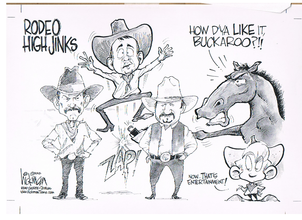 SHARK Hunts Down the Reno Rodeo Shocker Hickman001-1