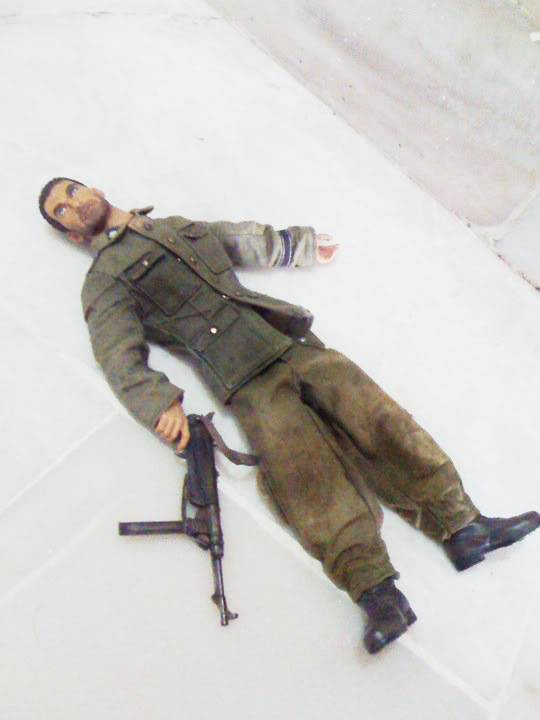 COFFEE's 12 inch Military Action figures Deadss