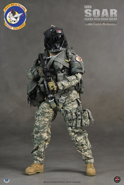 COFFEE's 12 inch Military Action figures SOAR10