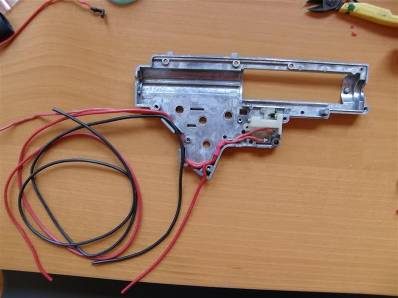 A&K sr-25k & Mosfet+mikrokytkin PA180064