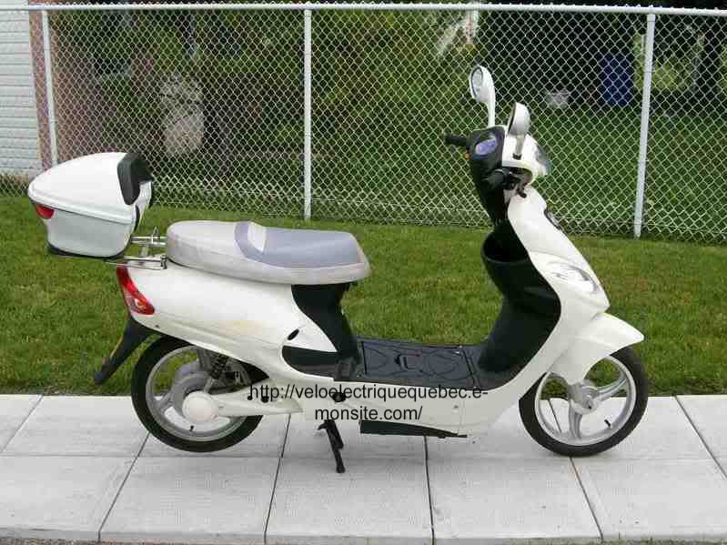 Scooter H. Grégoire Scoot2