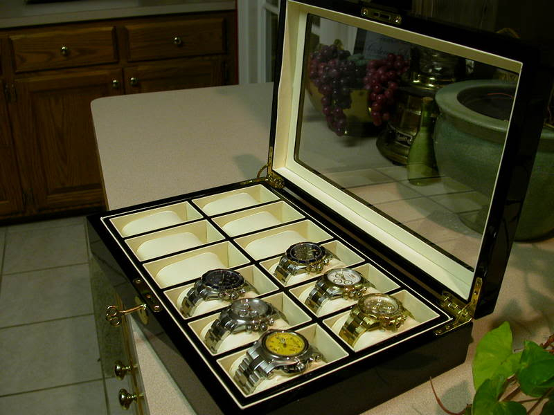 Progression of Watch Boxes DSCN6323