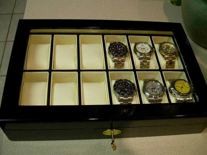 Progression of Watch Boxes DSCN6324