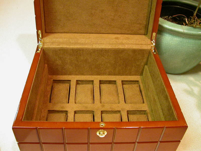 Progression of Watch Boxes DSCN6574