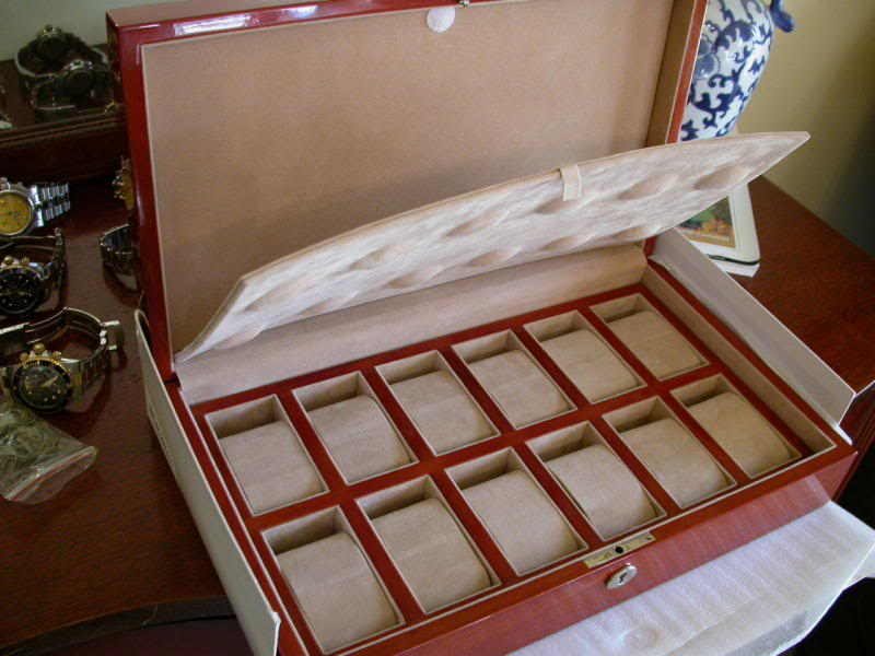Progression of Watch Boxes DSCN7355