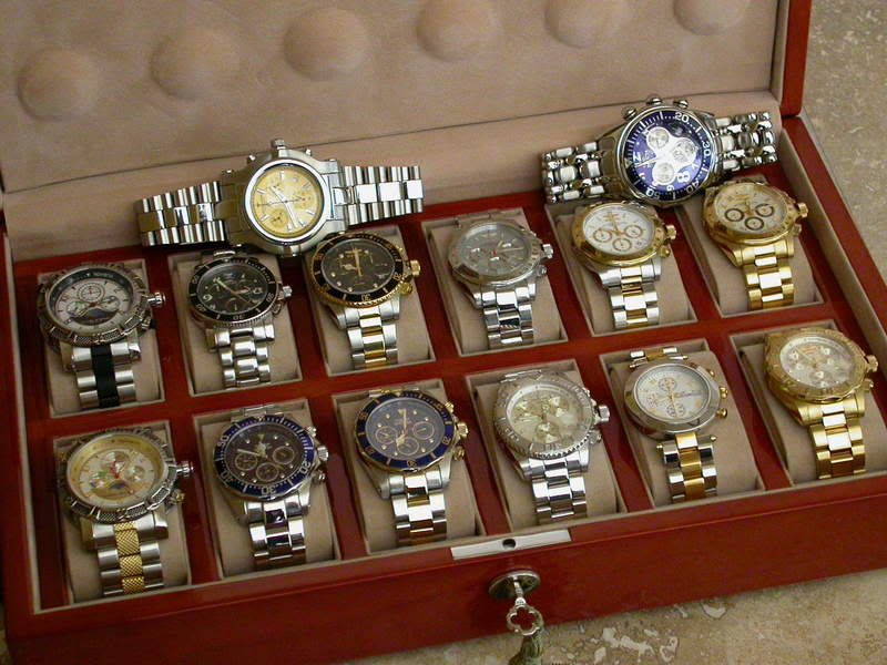 Progression of Watch Boxes DSCN7622