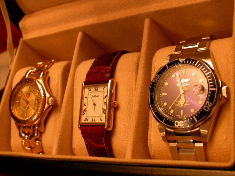 Progression of Watch Boxes Dscn3841