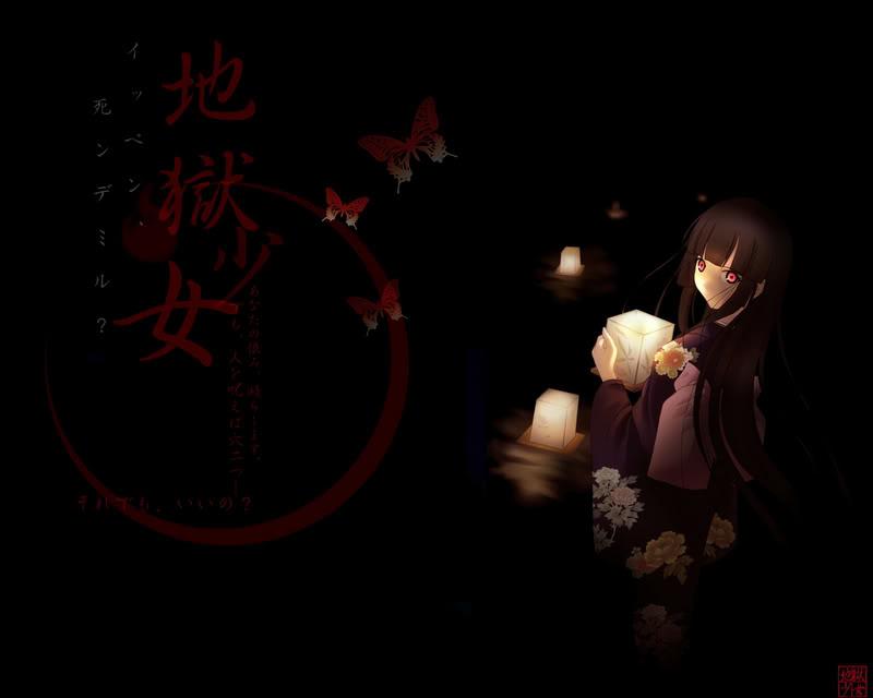 [Review-Preview] Girl from hell!!! Vào xem thử đi!!! Jigoku_Shoujo_07