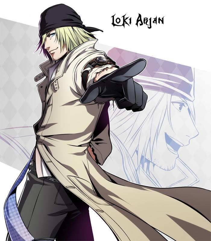 Uriel The Righteous (Loki Arjan) [DONE] Snow2copy