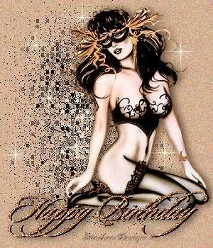 Sretan Rođendan Crni! SexyBirthday