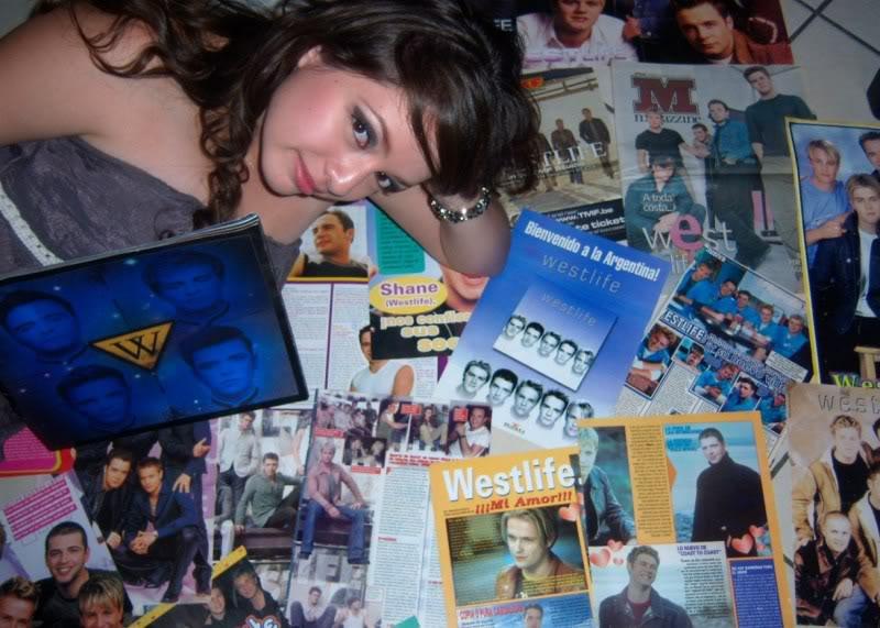 Contribuye al Boxset de Westlife Imagen174