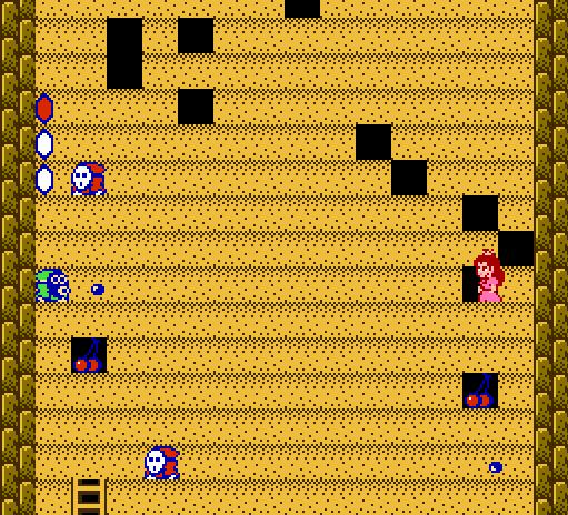 Faire un système de sable plateforme à la Super Mario Bros 2 Zeldabros12