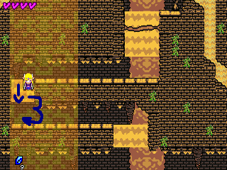 Faire un système de sable plateforme à la Super Mario Bros 2 Zeldabros9