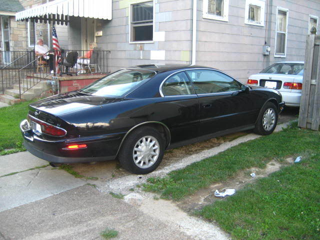 97 Buick Riviera Supercharged