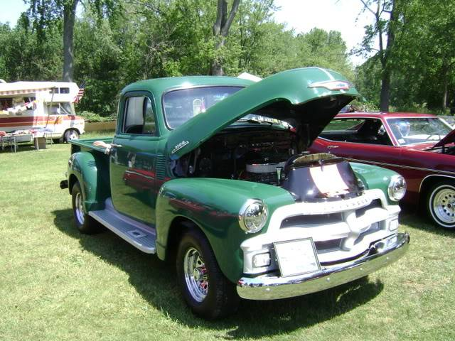 Pictures from a recent car show. DSC00269