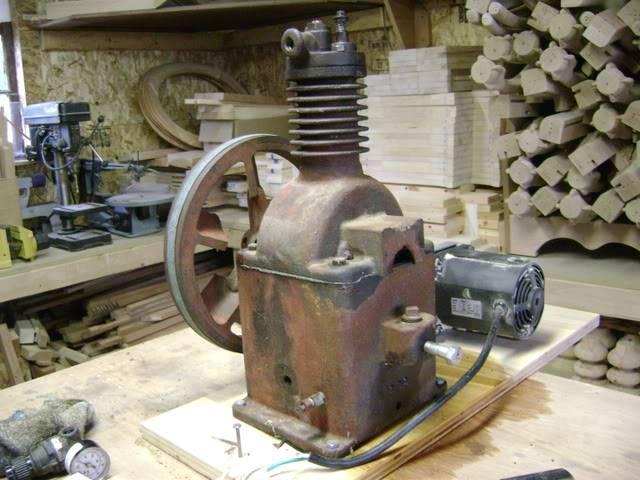 Old Compressor DSC00281