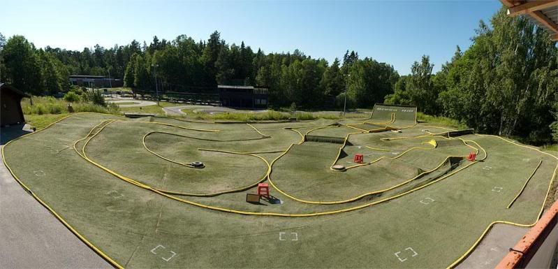 Green Hill - Sweden | 1/10th el offroad track (Astro turf) Nordicgreenhill