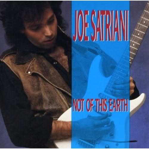 Joe Satriani (Discografia) 1986