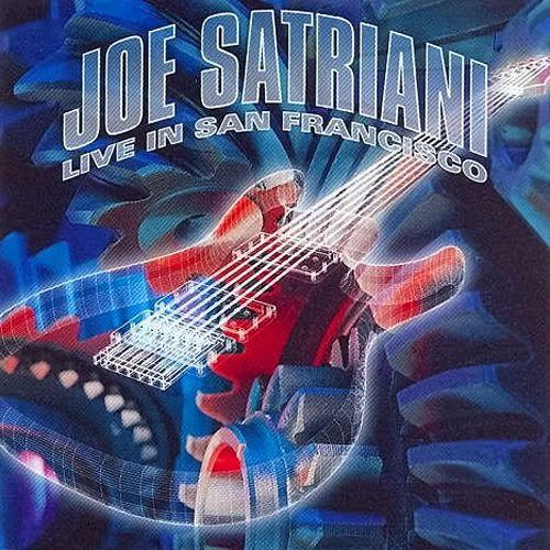 Joe Satriani (Discografia) 2001-1