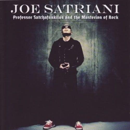 Joe Satriani (Discografia) 2008-1