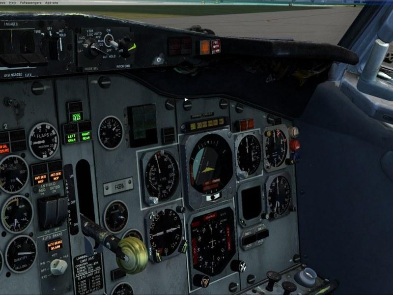 Painel do Captain B737-200  2012-3-11_14-53-50-62