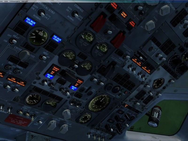 Painel do Captain B737-200  2012-3-11_14-54-16-831