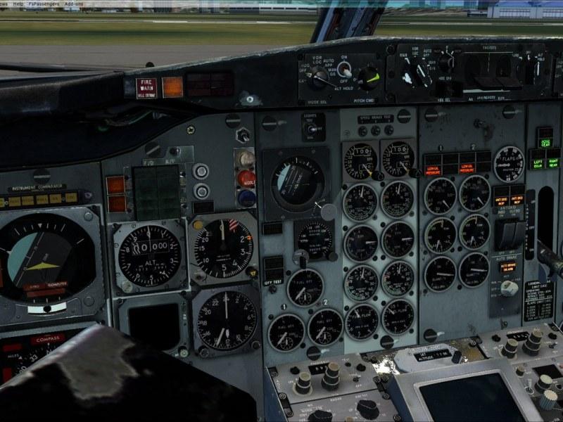 Painel do Captain B737-200  2012-3-11_14-54-8-772