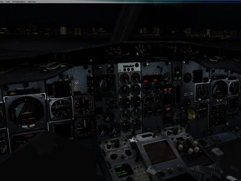 Painel do Captain B737-200  2012-3-11_14-55-4-28
