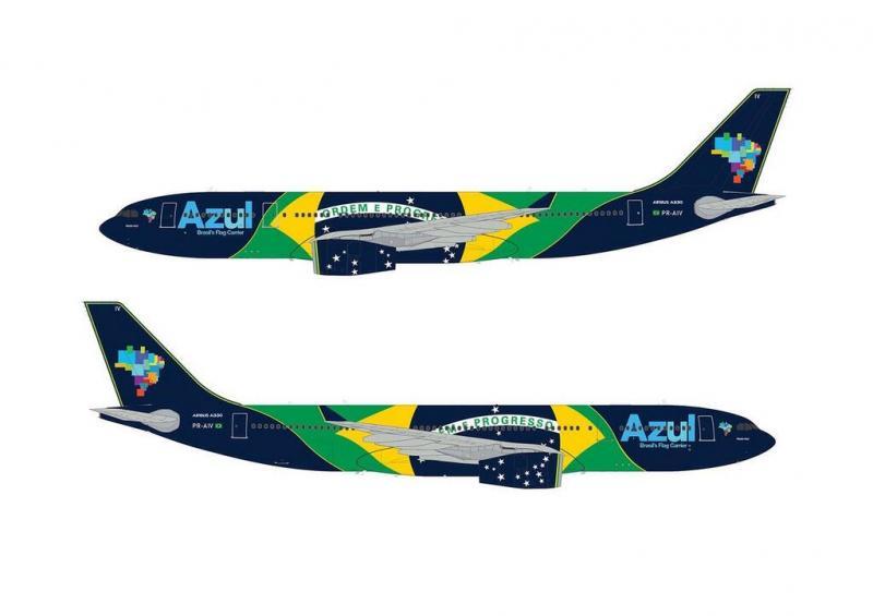 Azul A330  Brazilian Flag  BoSLv8vIAAEVis_jpg-large_zps4adb65c1
