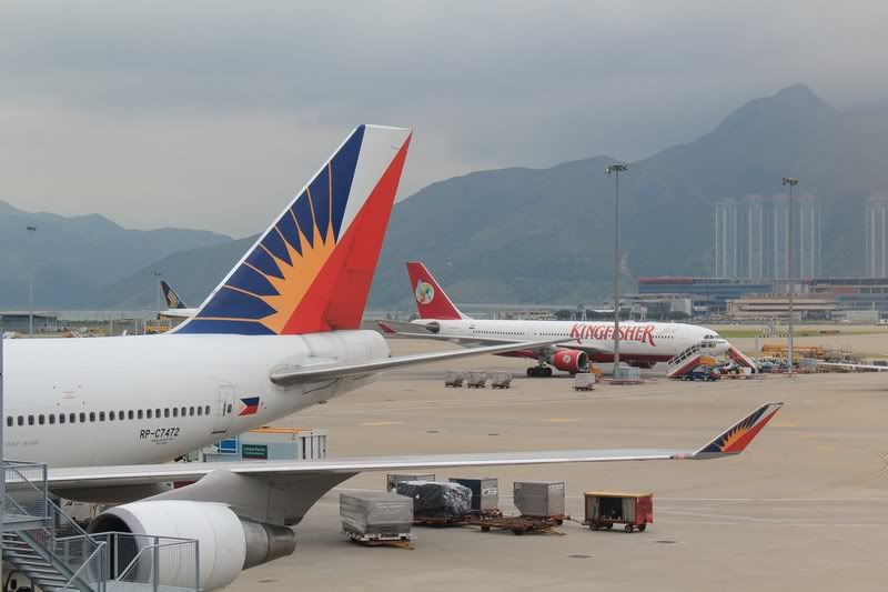 Chek Lap Kok Airport  IMG_2231camera