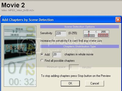 5 DVD's op 1 DVDschijf met menu Stap25