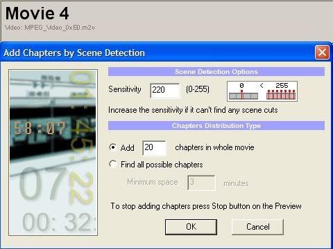 5 DVD's op 1 DVDschijf met menu Stap27
