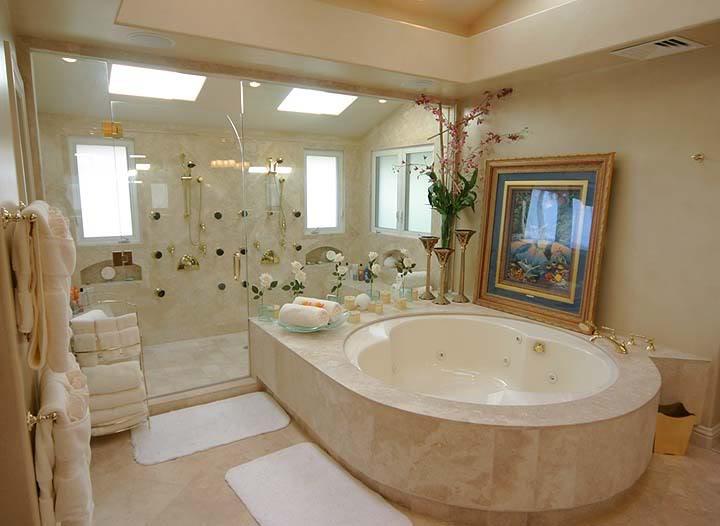 أفخم الحماملت الحديثة Bath1