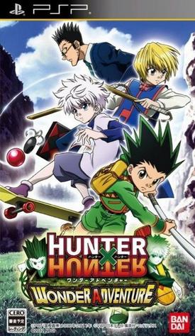 [PSP]Hunter X Hunter Wonder Adventure[ISO] Hxportada_zps273b945a