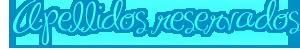 Registro de Apellidos Apellidosreservados