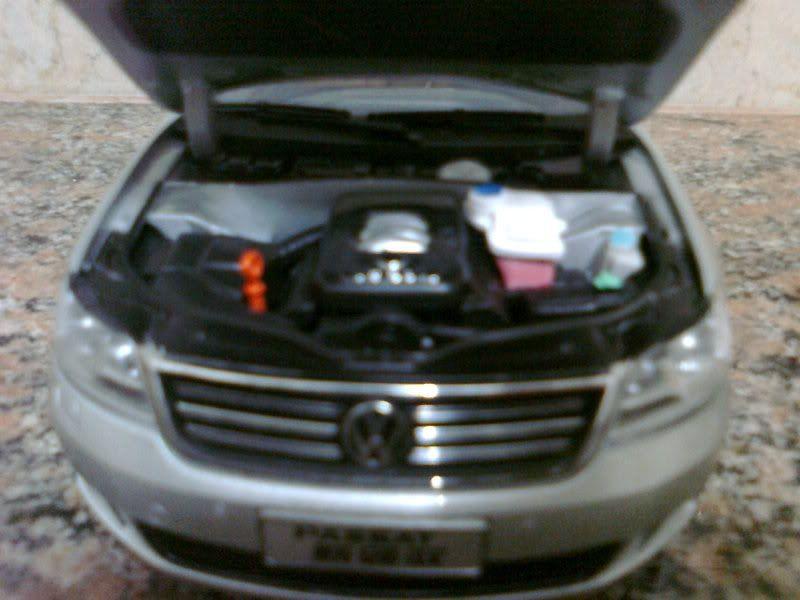 Volkswagen PASSAT 1/18 Foto0186